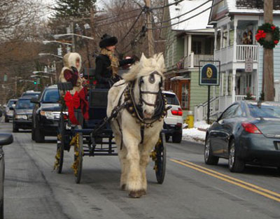 Horse Drawn Carriage Rides Huntington